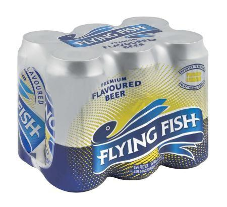 Flying Fish Pressed Lemon 440ml