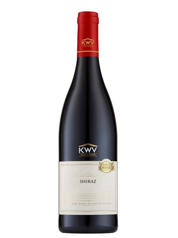 KWV Classic Collection Shiraz 750ml