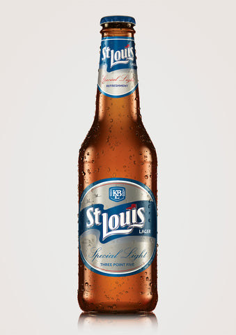 St Louis Beer 330ml NRB