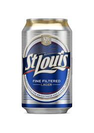 St Louis Beer 330ml Can
