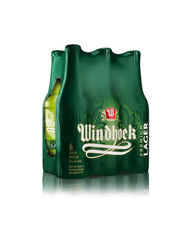 Windhoek Lager 330ml NRB