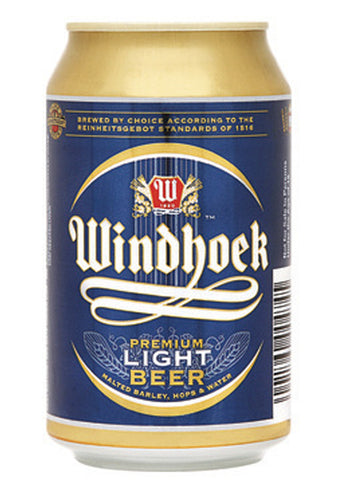 Windhoek Light 330ml Can