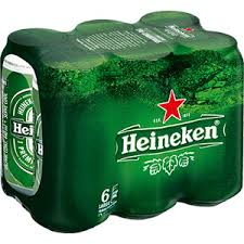 Heineken Beer 440ml Can