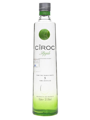 Ciroc Vodka Apple 750ml