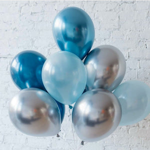 Plain latex Balloon Bouquets - Gold Coast City Florist