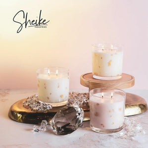 Sheike Industries Soy Candle - Gold Coast City Florist