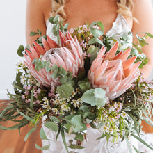 Load image into Gallery viewer, Native wedding bouquet - Gold Coast City Florist