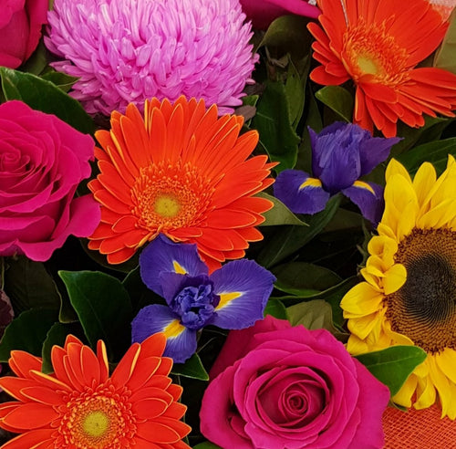 FLORIST CHOICE - BRIGHTS - BOUQUET - Gold Coast City Florist