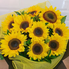 Load image into Gallery viewer, Sunflower Bouquet - Gold Coast City Florist