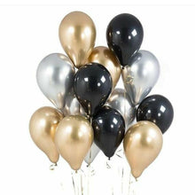 Load image into Gallery viewer, Plain latex Balloon Bouquets - Gold Coast City Florist