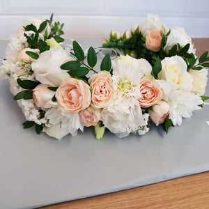 Flower Crown - 4 Types of Flowers - Gold Coast City Florist