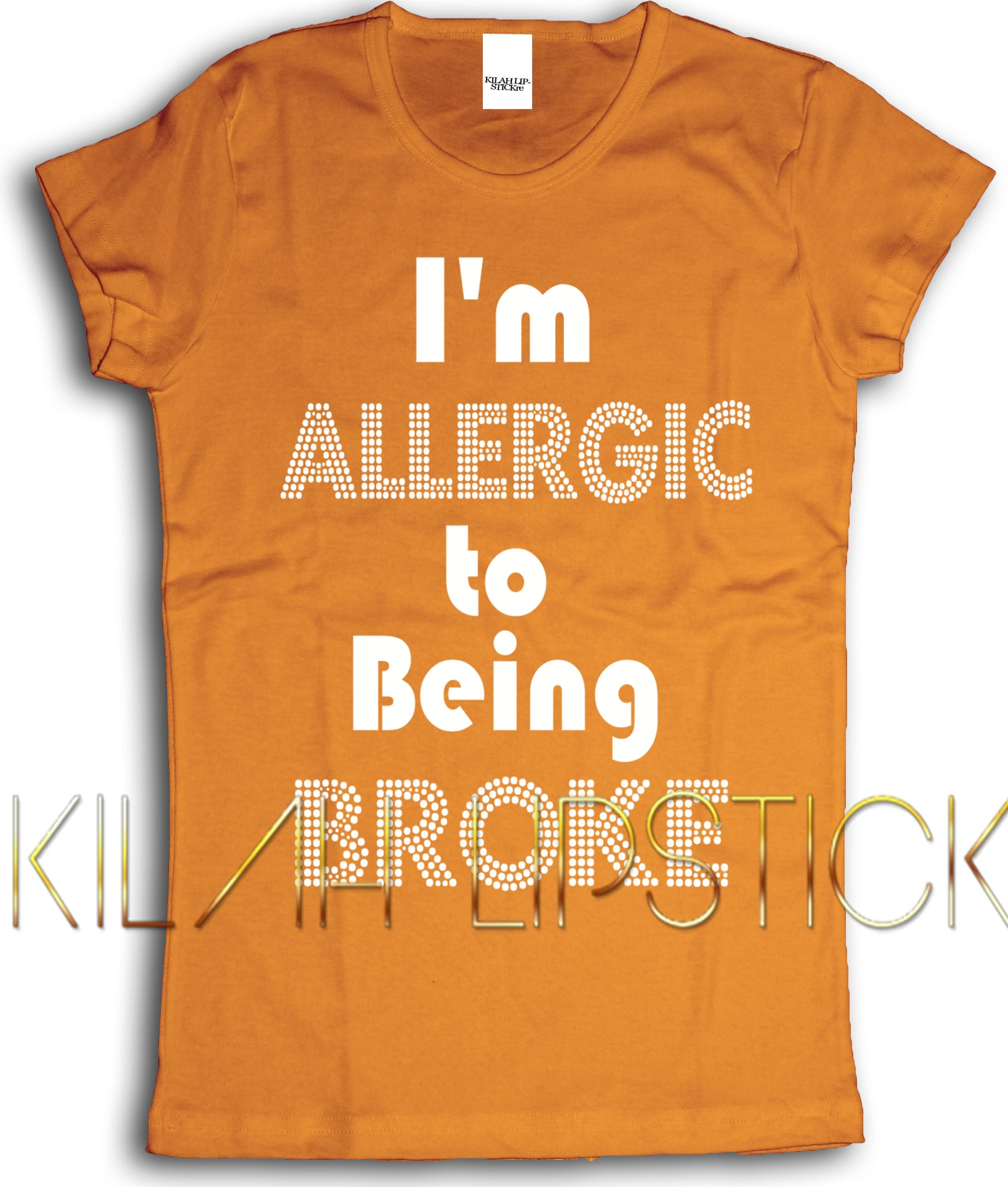 Allergic To Being Broke
