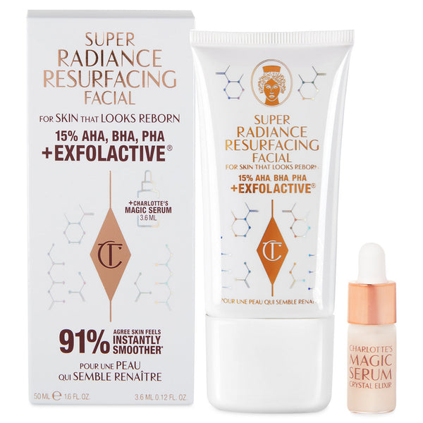 Super Radiance Resurfacing Facial
