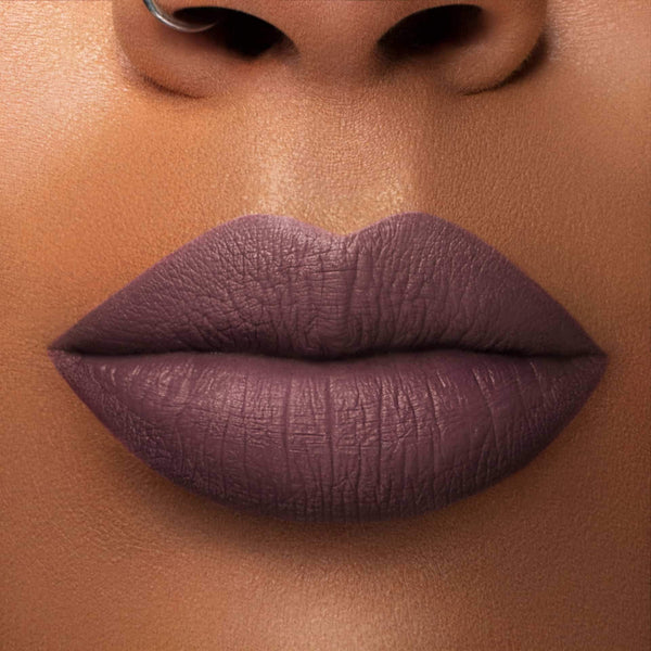 Liquid Matte Lipstick - Cold Shoulder