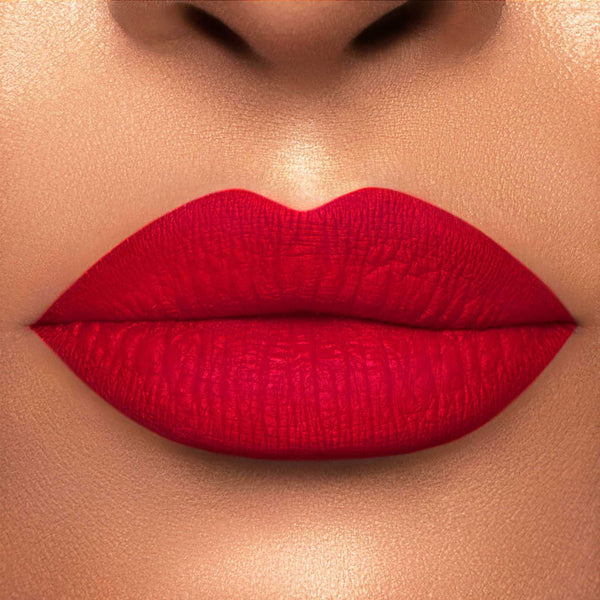 Liquid Matte Lipstick - Kiss of Fire