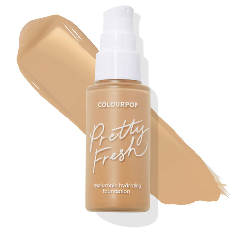 Hyaluronic Hydrating Foundation - Warm