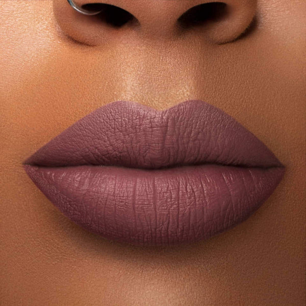 Liquid Matte Lipstick - Play it Cool
