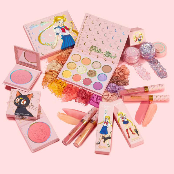 Sailor Moon x Colourpop Collection