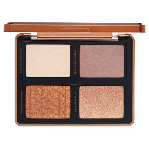 Bronze Cheek Face Glow Palette