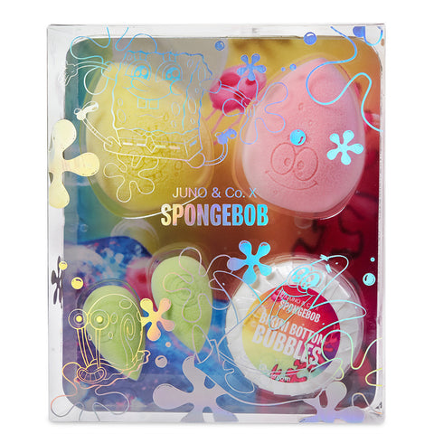 JUNO & Co. x SpongeBob Bikini Bottom Bundle