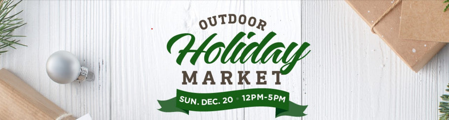 Shannon Rose Outdoor Holiday Market