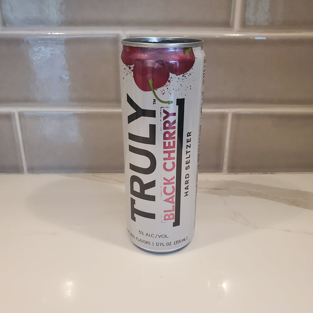 Truly Black Cherry Hard Seltzer Candle - Choose Your Scent