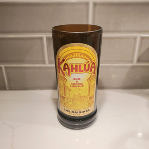 Kahlúa 1L Hand Cut Upcycled Liquor Bottle Candle  - Choose Your Scent