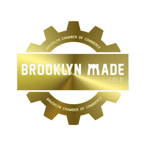 Brooklyn Made Gold Logo