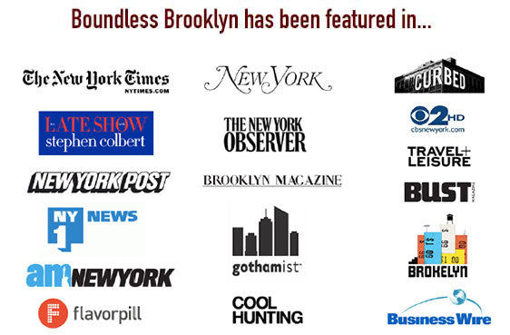 Boundless Brooklyn in the press