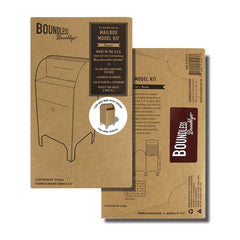 Boundless Brooklyn Mailbox Model Kit