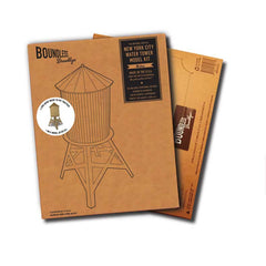 Boundless Brooklyn Water Tower Model Kit (Medium)
