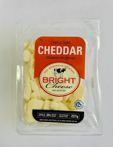 Fresh Cheese Curds
