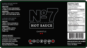 No7 Hot Sauces