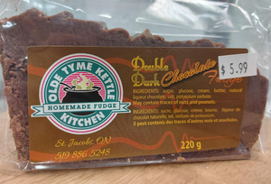 Homemade Fudge by Olde Tyme Kettle Kitchen
