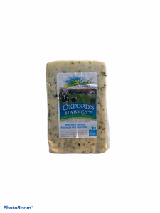 Oxford's Harvest - Garlic and Chive Semi Soft Cheese - 170g