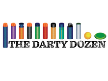 Load image into Gallery viewer, The Darty Dozen T-shirt