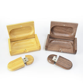 Usb Wood 4gb - ánanas