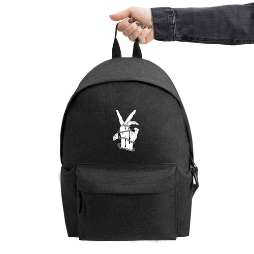 VG Embroidered Backpack