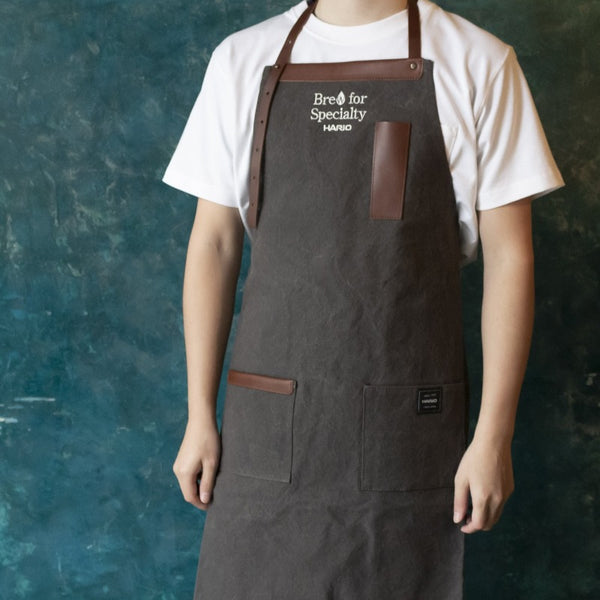 """Brewed For Specialty"" Apron"