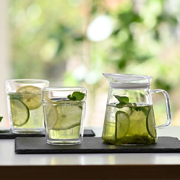 Clear Teapot 450/700ml