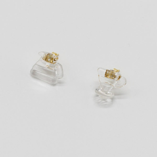 V60 Dripper & Server Earrings