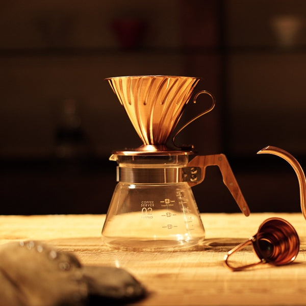 V60 Copper Dripper