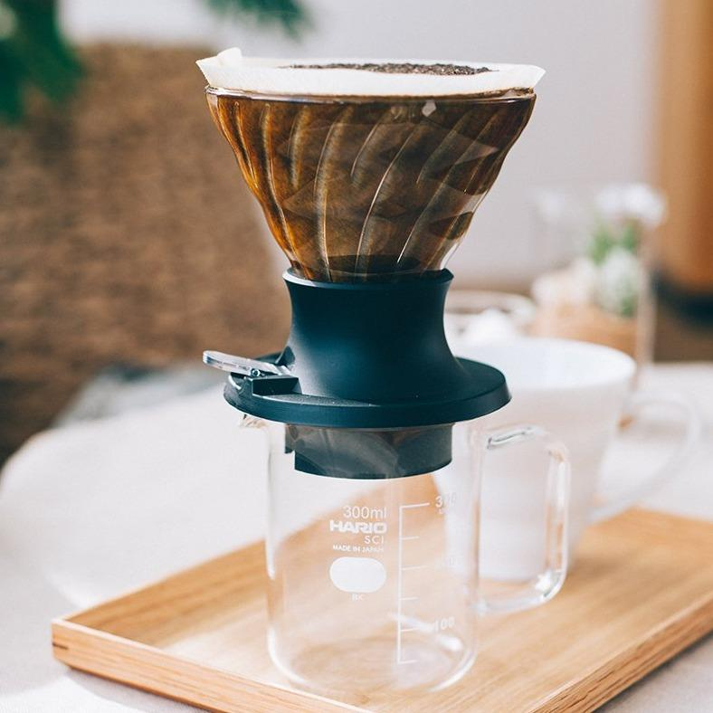 "Set: V60 Immersion Dripper ""Switch"" 02 Size & Server"