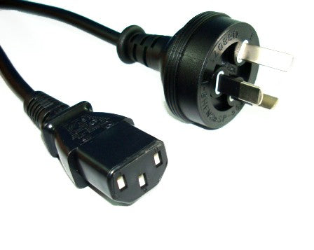 2M IEC Power Cord 10 Amp