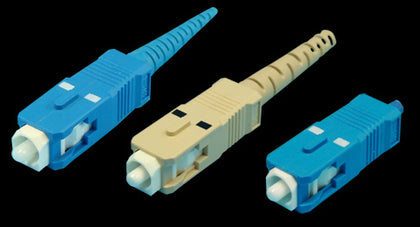 SC Multimode 3.0mm Epoxy Connector