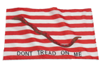 Flag, Dont Tread on Me, Red and White