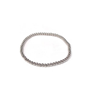 Medium Metal Stretch Bracelet