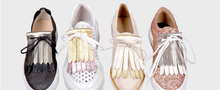 Load image into Gallery viewer, Fringe Shoe Accessories