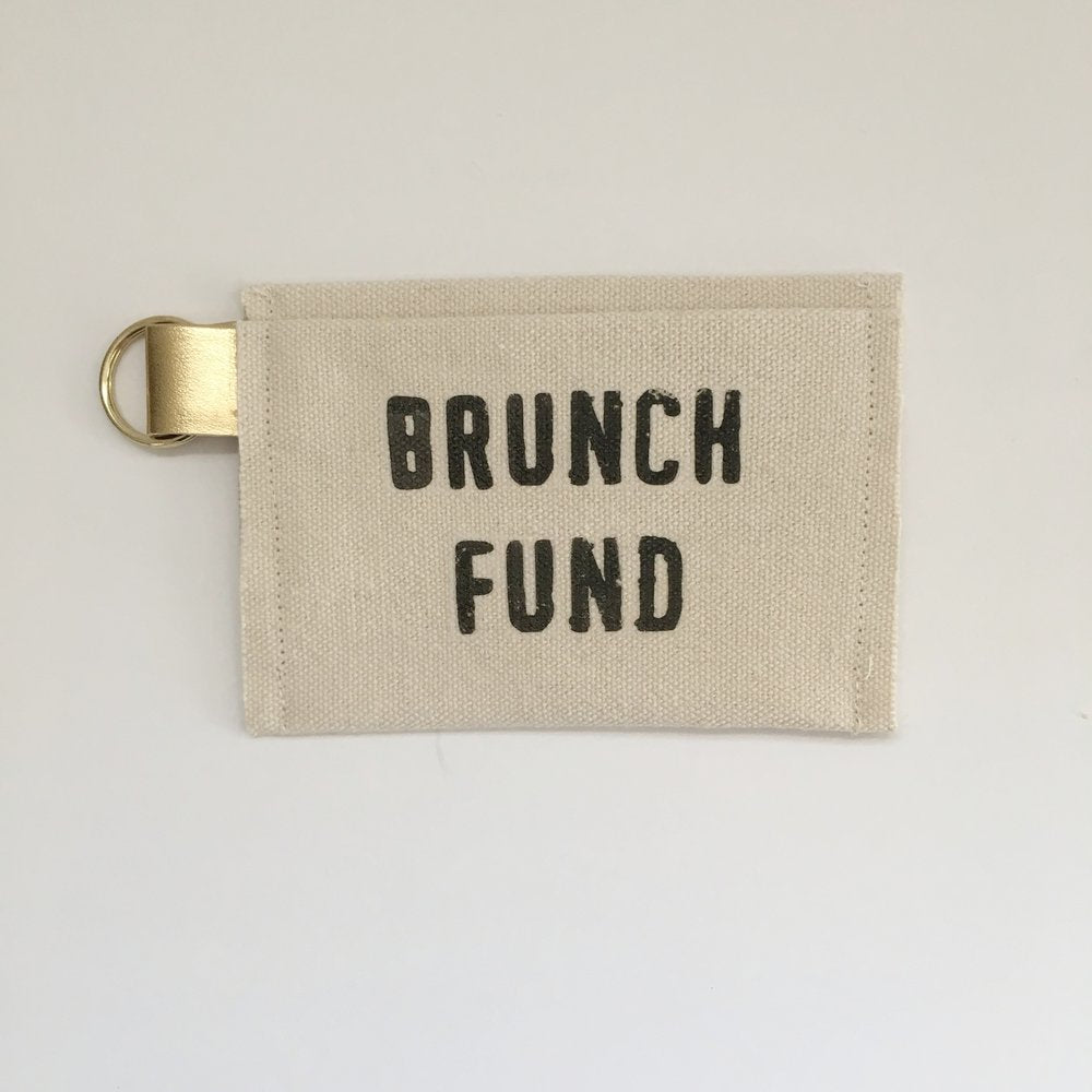 Brunch Fund Card Case