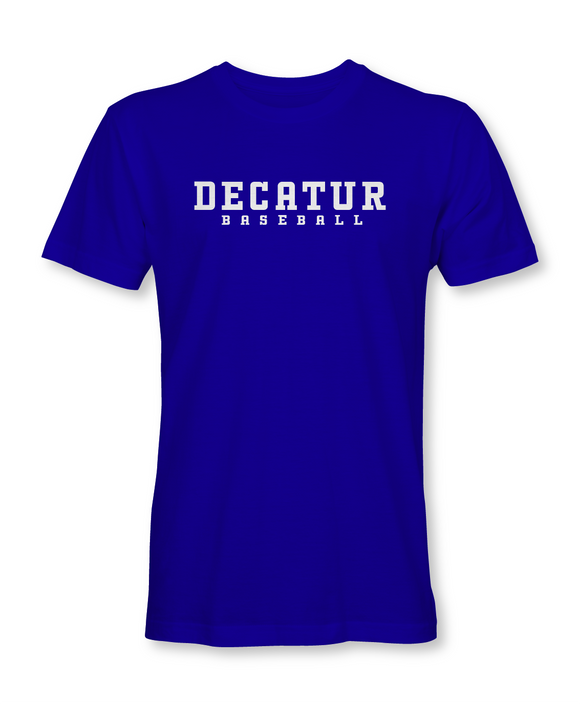 Decatur Baseball Dry-Fit